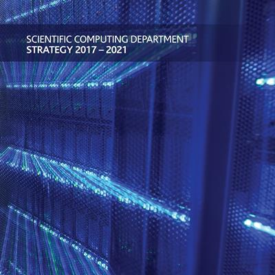 ​​Scientific Computing Department Strategy 2017-2021