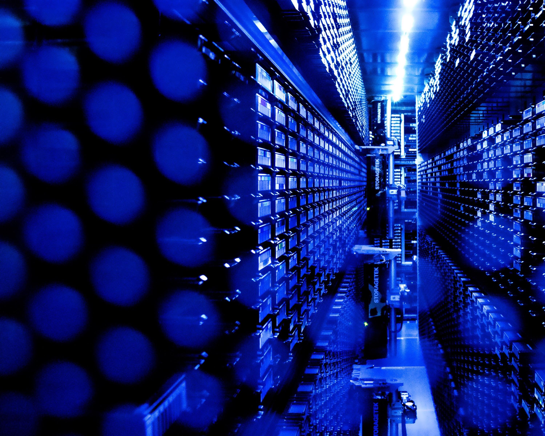 SCD data centre